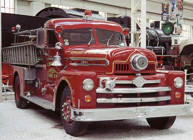 Liberty Fire Co. Engine
