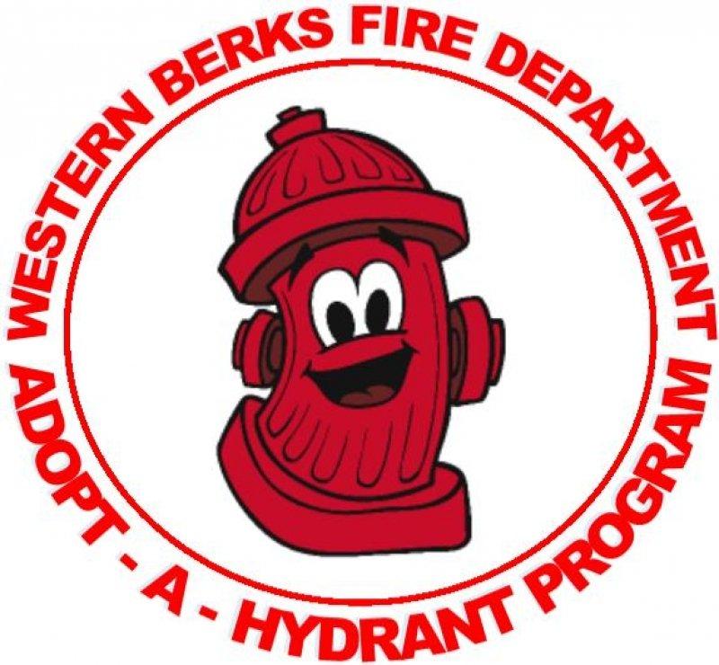 Western Berks Fire Department Adopt a Hydrant