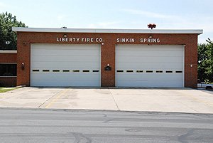 Western Berks Fire Department Station 2 Sinking Spring