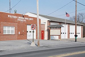 Western Berks Fire Department Station 4 Lower Heidelberg Township