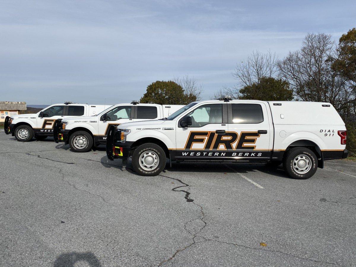 WBFD Duty Vehicles