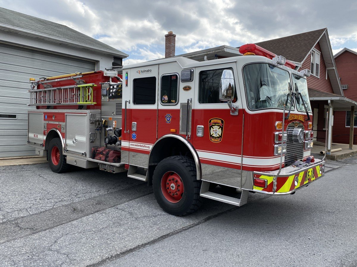 Berks County Rescue Engine 18