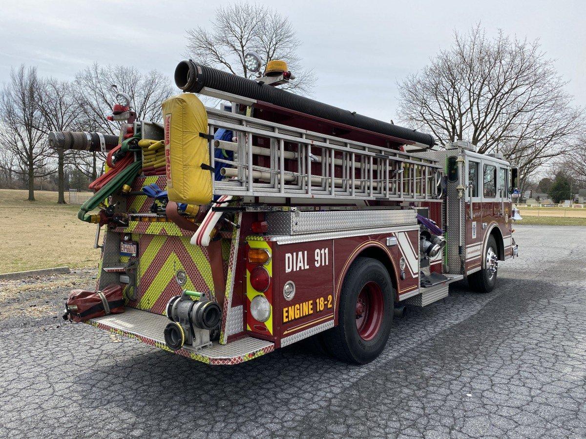 Berks County Engine 18-2