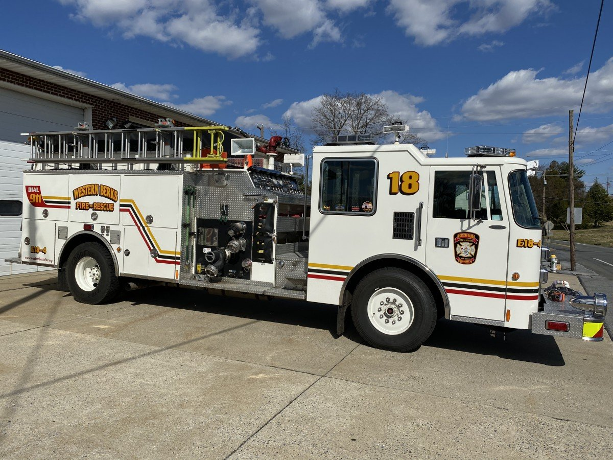 Berks County Engine 18-4