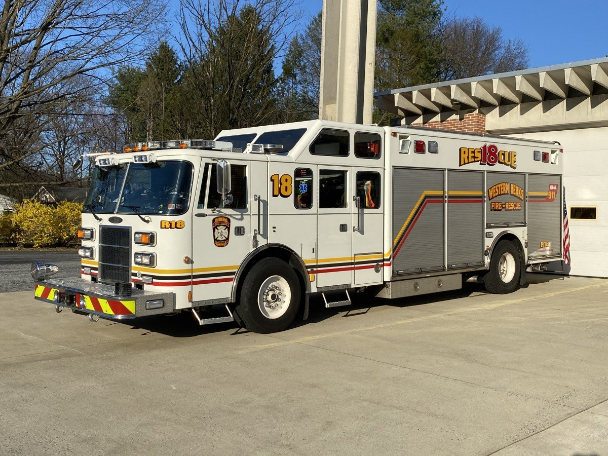 Berks County Rescue 18
