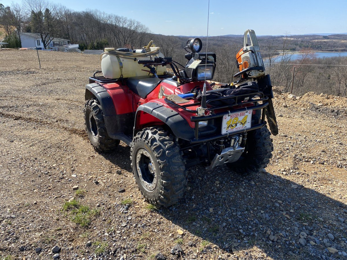 Berks County ATV 18-4