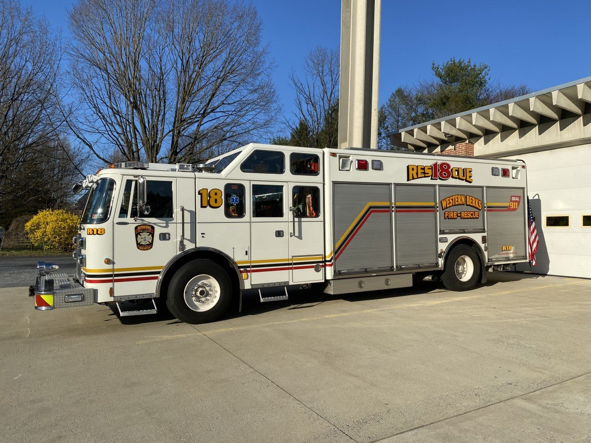Berks County Rescue 18