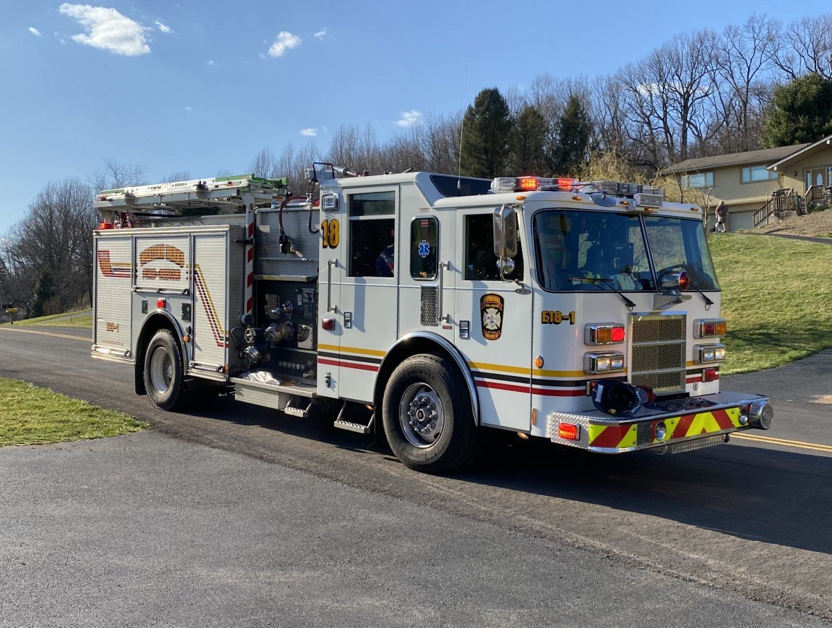 Berks County Engine 18-1