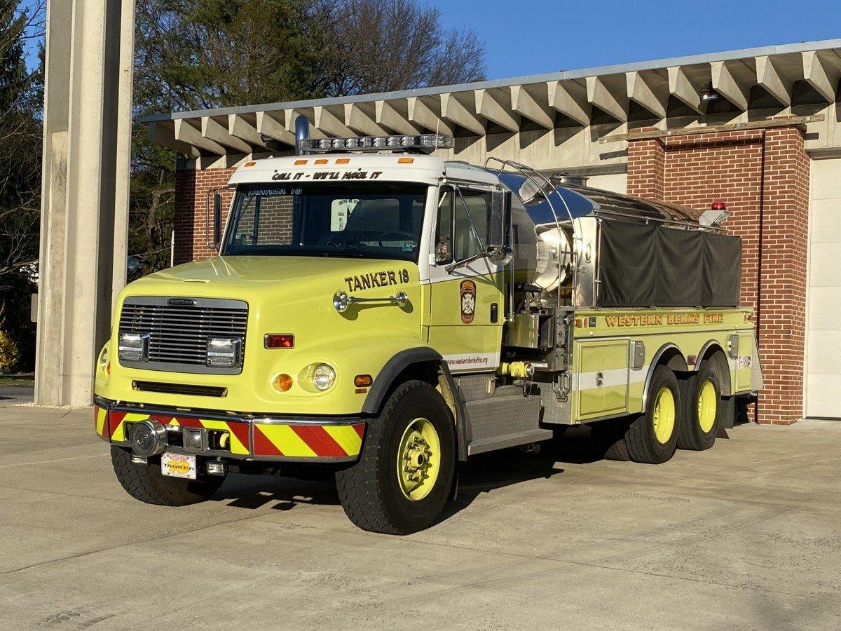 Berks County Tanker 18